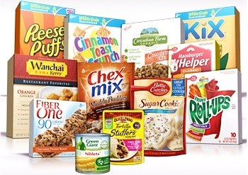 graphic about General Mills Printable Coupons identified as Clean Printable Coupon codes for Over-all Mills Solutions for 10/1