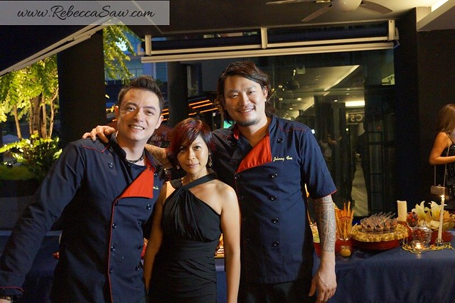 sherson johnny fua rebecca saw - elegantology gallery and restaurant
