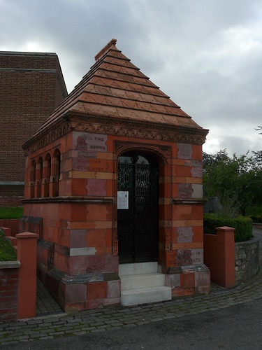 Sir Henry Tate Mausoleum, West Norwood Cemetery