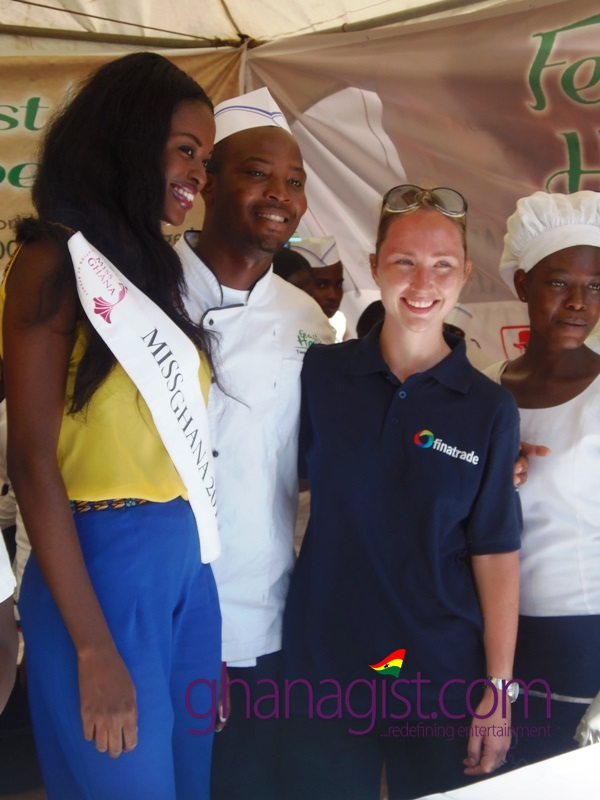 Miss Ghana 2013, Chefs for Change and others mark World Food Day