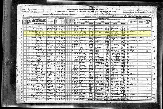1920UnitedStatesFederalCensus
