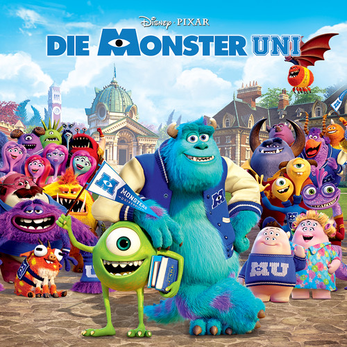 Monsters University 800x800