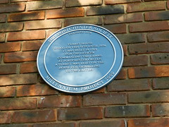 Photo of Blue plaque number 28222
