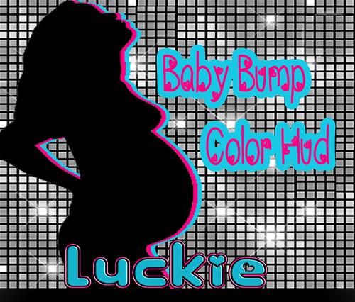 BabyBump Color Hud Logo