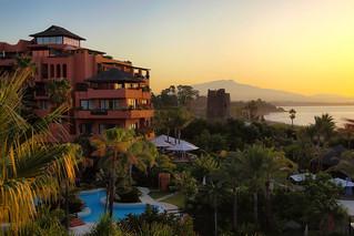 Kempinski Hotel Bahía, entre Marbella y Estepona.