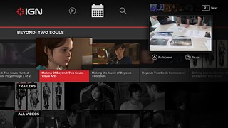 IGN App for PS4