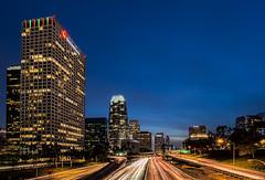 Blue Hour - 4th St Bridge
