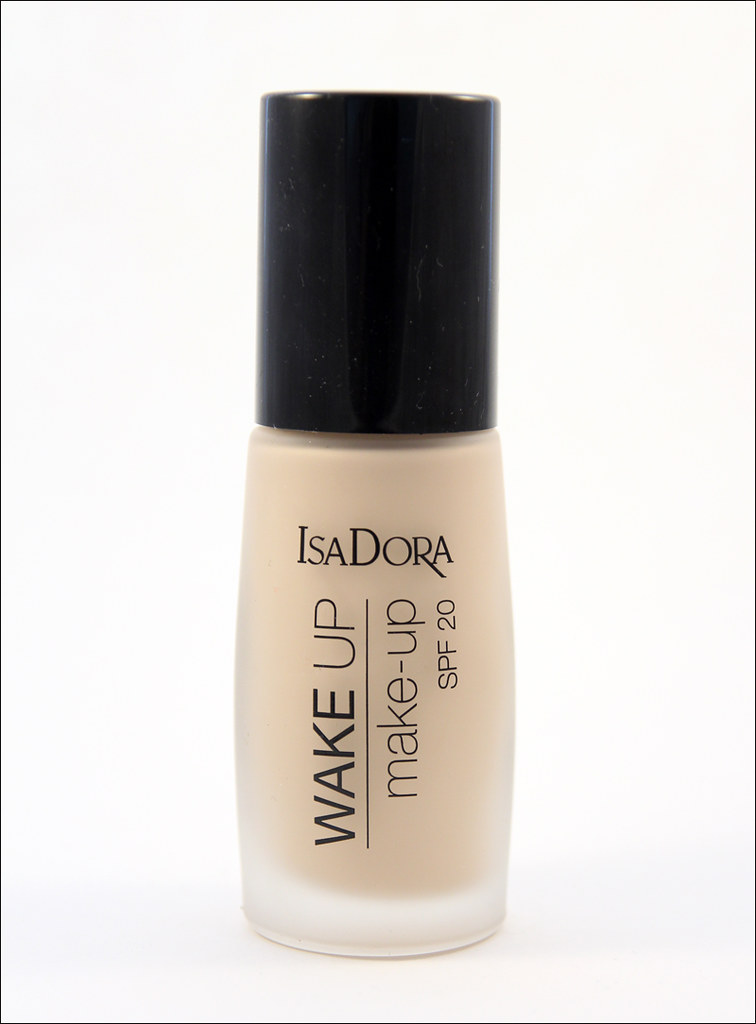 IsaDora Wake up make-up