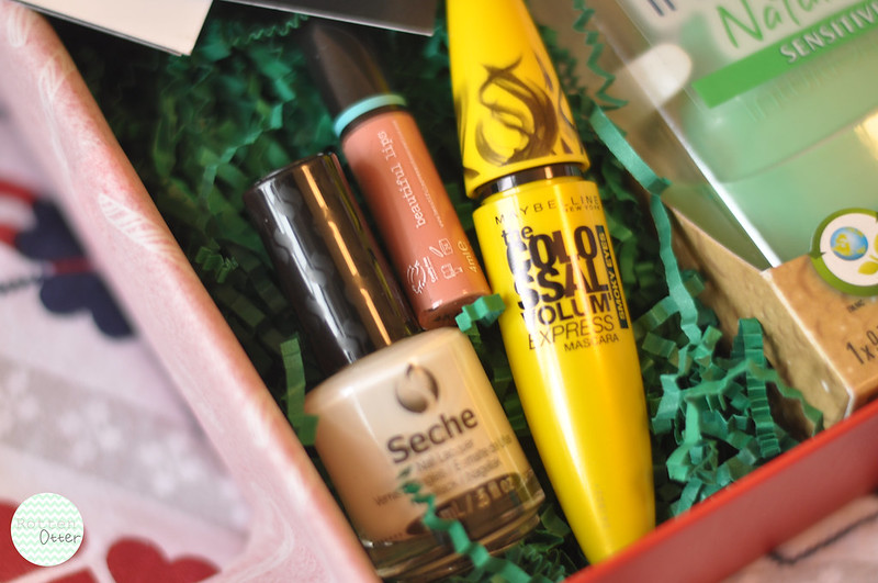 glossybox monthly beauty subscription december rottenotter rotten otter blog 2