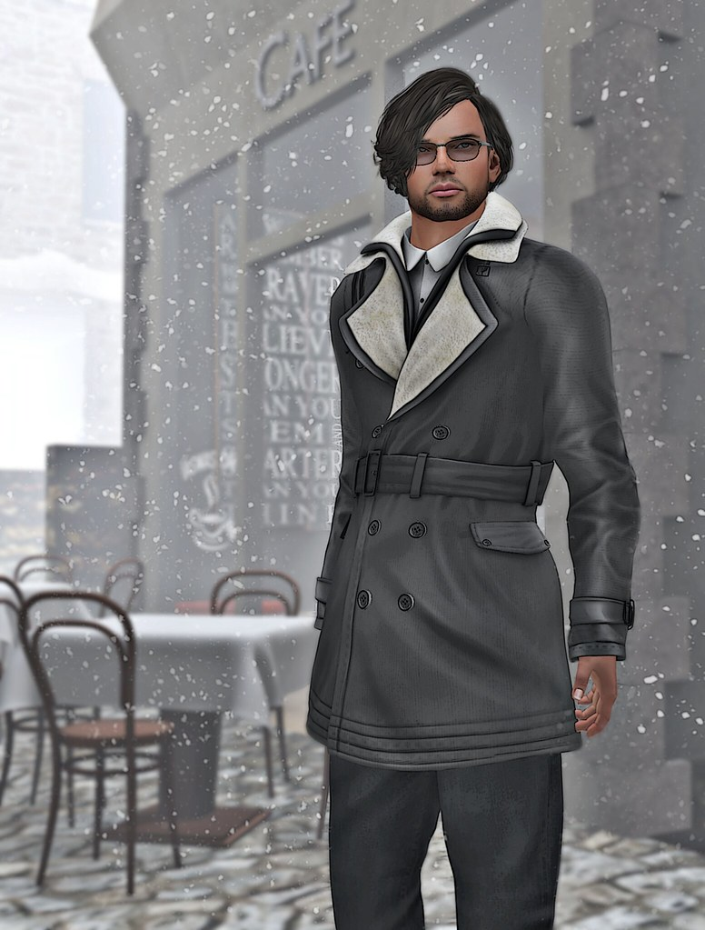 Overhigh - Trench Coat -