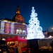Christmas Tree and Corn Exchange