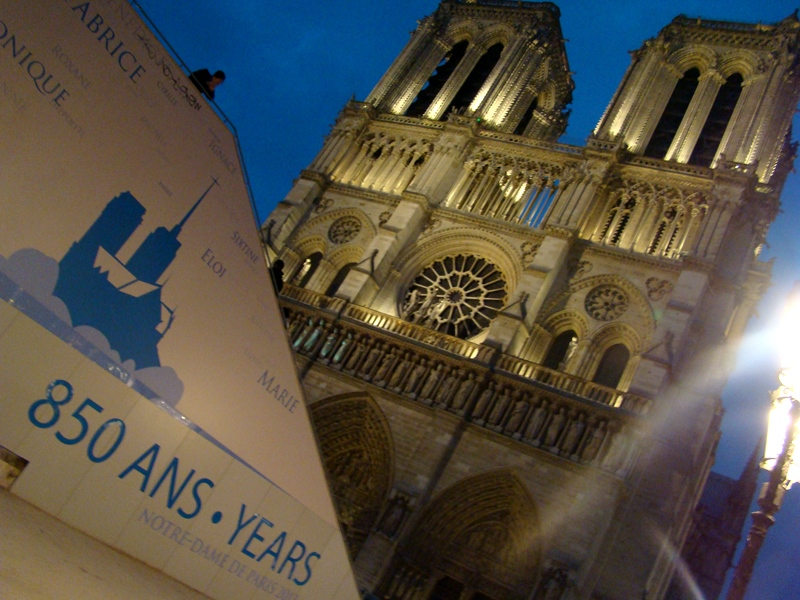 Notre Dame 850 Years