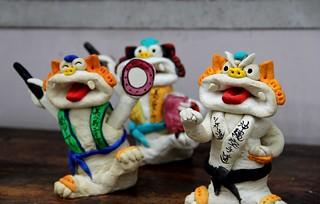 Okinawa demons