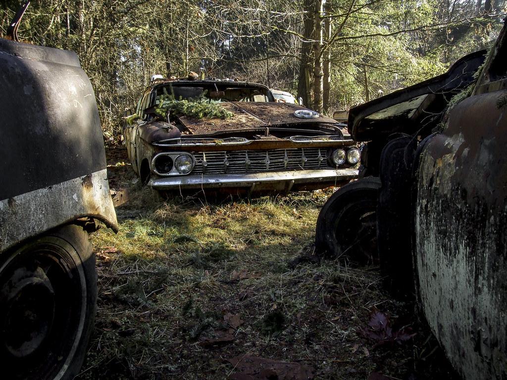 1959 Chevrolet - Trust Salvage - Auburn WA