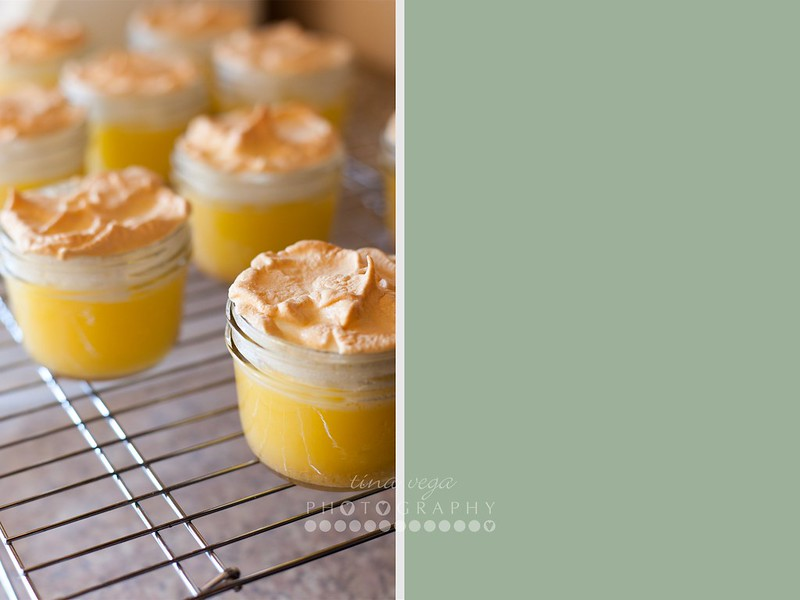 © Tina Vega Photography // lemon meringue pie