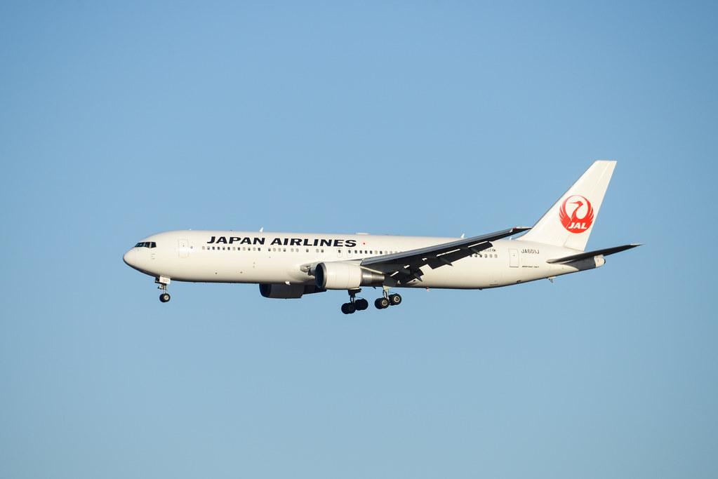 JAL 767-300 JA601J