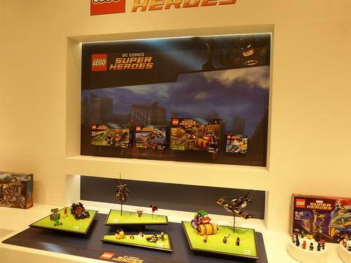 LEGO® Spielwarenmesse 2014