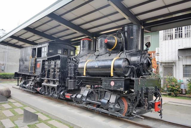 舊式火車頭