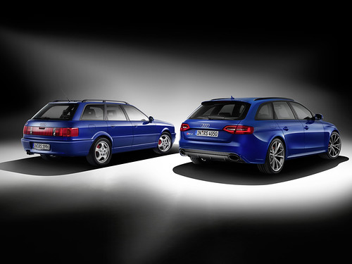 Audi RS 4 Avant Nogaro selection 2014