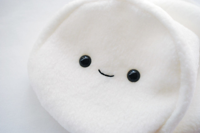 Marshmallow Plush