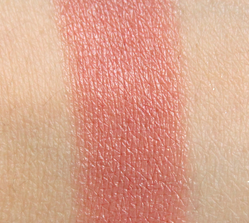 Bobbi Brown Powder pink 6 pot rouge for lips and cheeks swatch