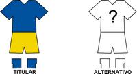 Uniforme Selección Iteña de Fútbol