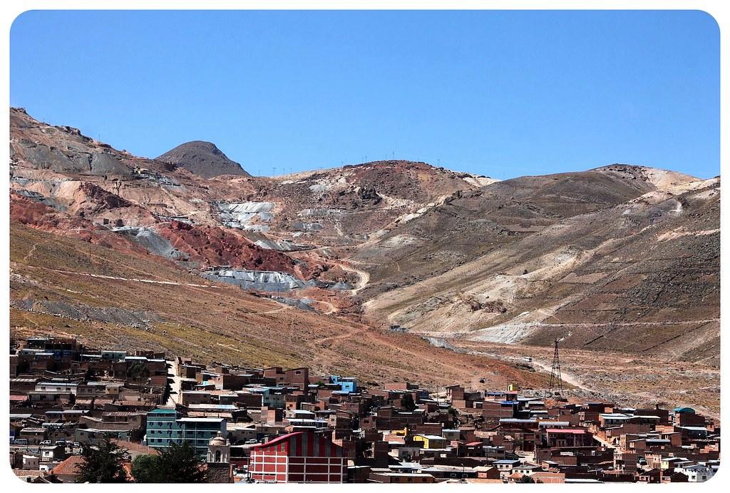 potosi cerro rico mines bolivia