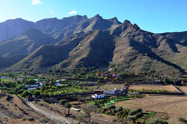 Agaete Valley, Gran Canaria