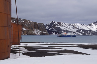 255 Deception Island - Whalers Bay