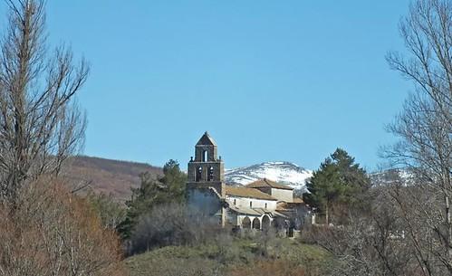 Viejo Camino, Iglesia de Soto y Amío, León