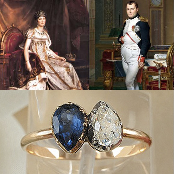 The Romance Behind Napoleon's $1 Million Ring Persists Today - Gem Gossip -  Jewelry Blog