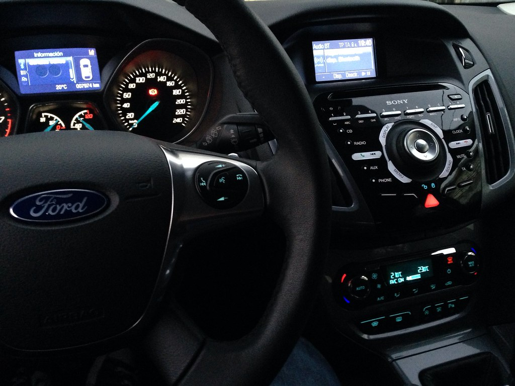 Interior coche [160/365]