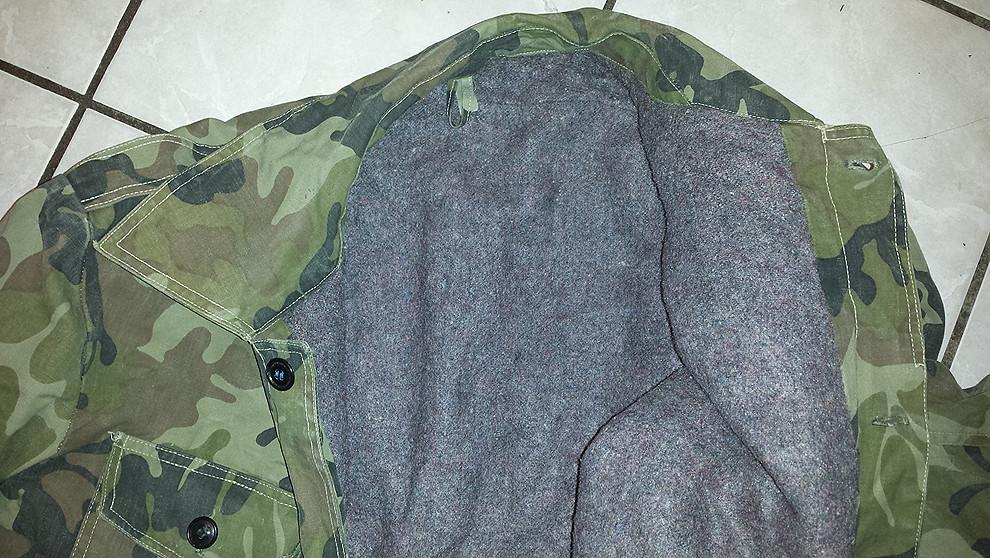 """M1990 Romanian """"Leaf"""" Pattern Winter Uniform  13094896374_2383b2061a_b"""