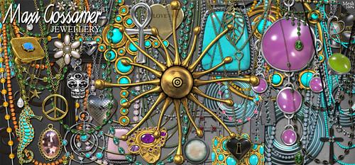 Maxi Gossamer Jewellery