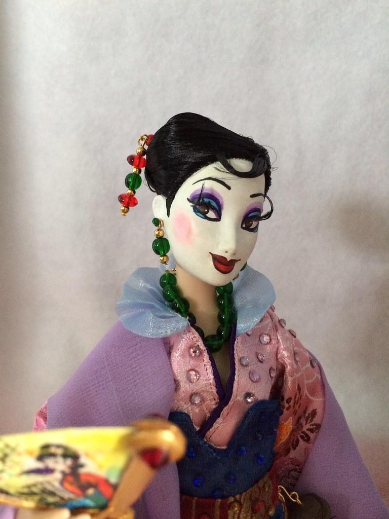 Geisha memoire of