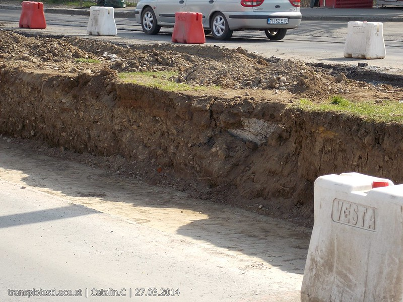 Traseul 102, etapa I: Bucla Nord ( Sp. Județean ) - Intersecție Republicii - Pagina 2 13506397975_698b029c8c_c