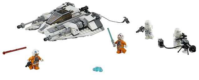 LEGO Star Wars 75049 - Snow Speeder