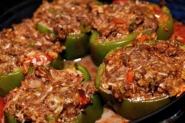 Stuffed Peppers - Kohler Created