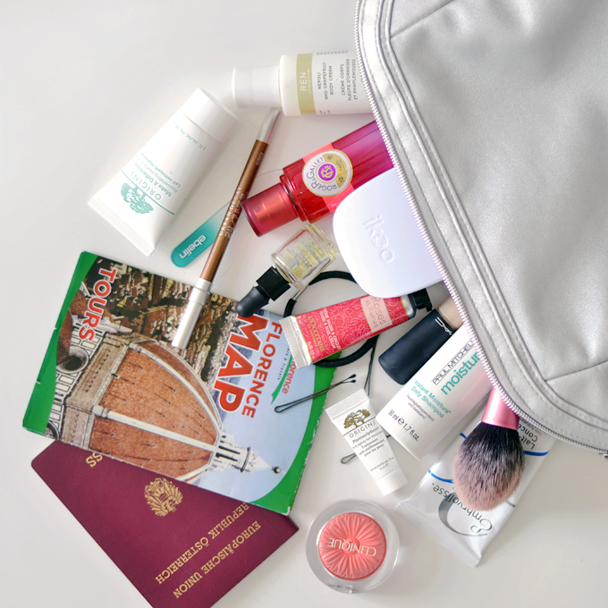 What's in my beauty bag?