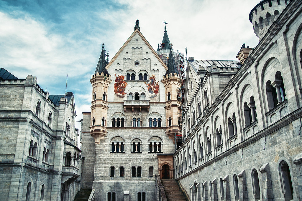 Neuschwanstein: A castle with dignity and histroy