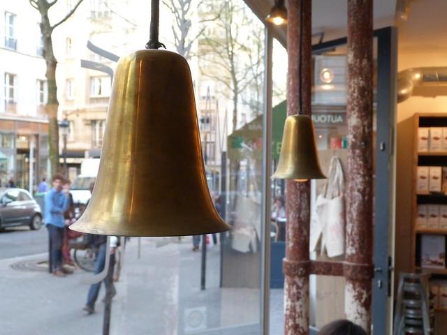 Café Marlette window