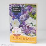 Shake & Rake Purple Paradise Garden