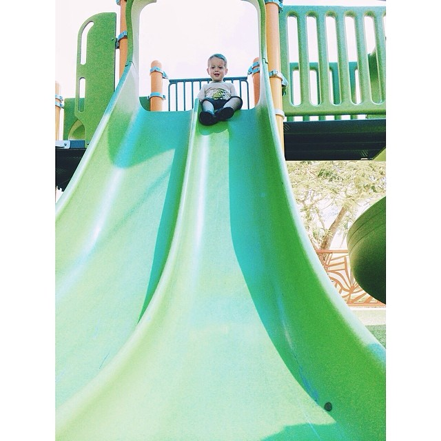 #pictapgo_app big slide! #playground #tamarac #cityoftamarac