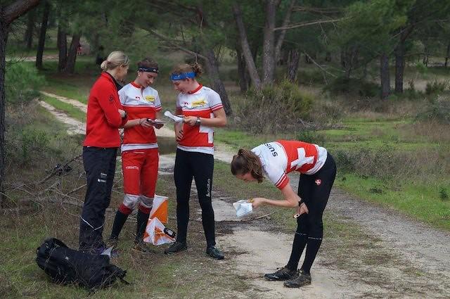 Swiss Orienteering Team