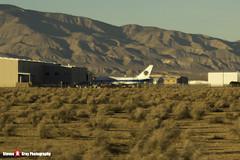 C-GTFF - 22484 507 - Pratt & Whitney Canada - Boeing 747SP-B5 - Mojave, California - 150103 - Steven Gray - FILE0573
