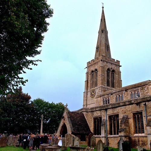 england church village northamptonshire medieval architectural historical stmarys stmarymagdalene royalhuntinglodge geddington mickyflick plantagenetkings