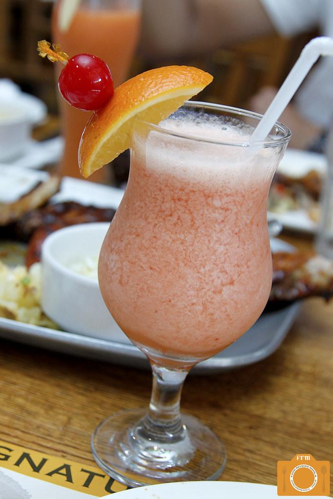 Tony Roma's Mocktails