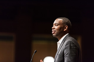 """A deeper black: Race in America"" with Ta-Nehisi Coates 