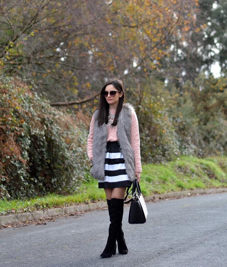 Zara_chaleco_vest_ootd_choies_botas altas_07