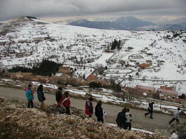 Campo Invernale 2003 - 2004
